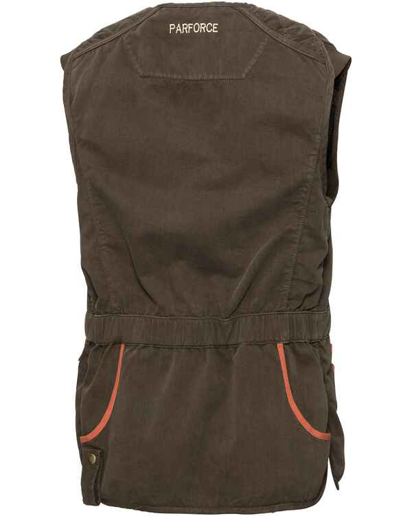 Gilet de tir Coffee, Parforce