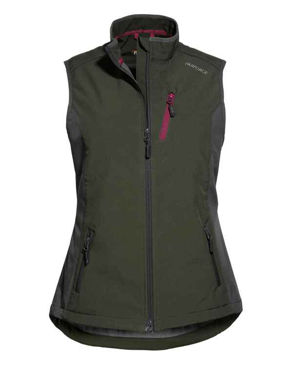 Gilet Softshell, Parforce