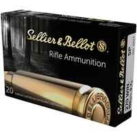 .270 Win., Demi-blindée R (9,7gr), Sellier & Bellot
