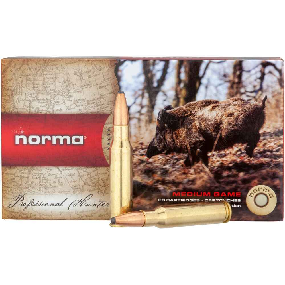.7mm Rem. Mag. Oryx 170grs., Norma