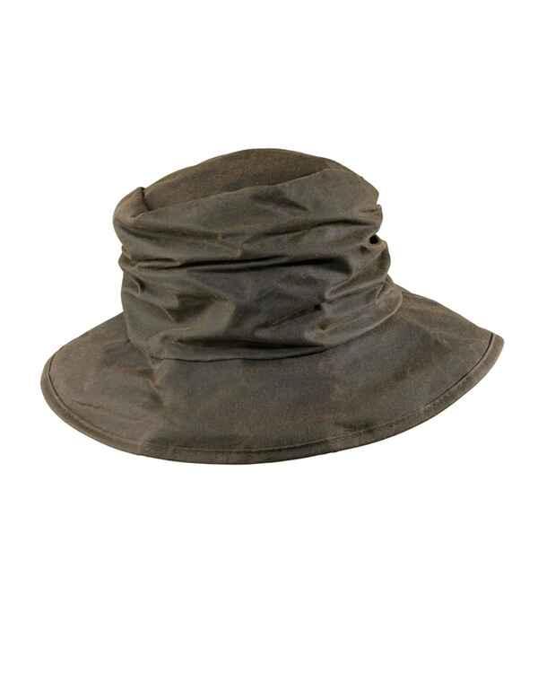 meilleur artisanat exquis de gros Barbour Chapeau huilé pour femme