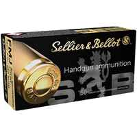 .9mm Court, Blindée (6gr), Sellier & Bellot