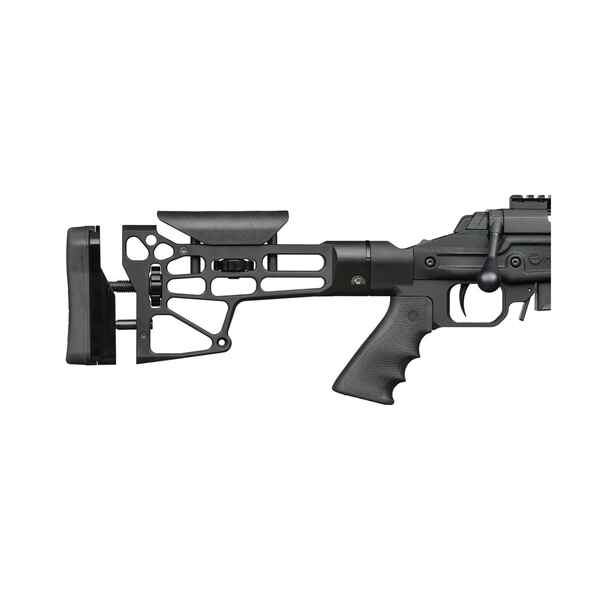Carabine à verrou X-BOLT SF MDT HS3 CHASSIS BLACK calibre .308 Win., Browning