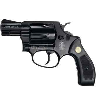 Revolver d'alarme Chiefs Special, Smith & Wesson