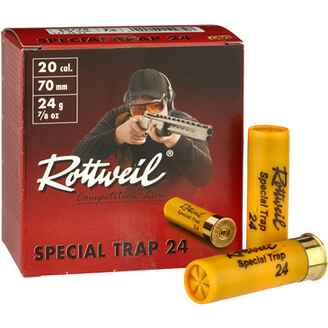 20/70 Special Trap 2,4mm 24g, Rottweil