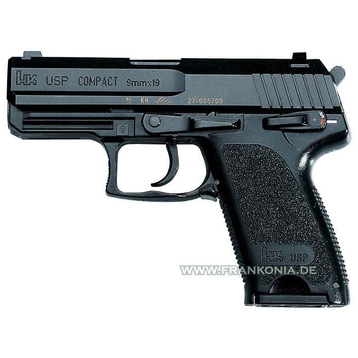 Chargeur USP Compact .45 ACP, Heckler & Koch