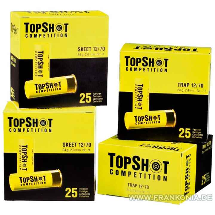 12/70, Skeet (24gr-2mm), TOPSHOT Competition
