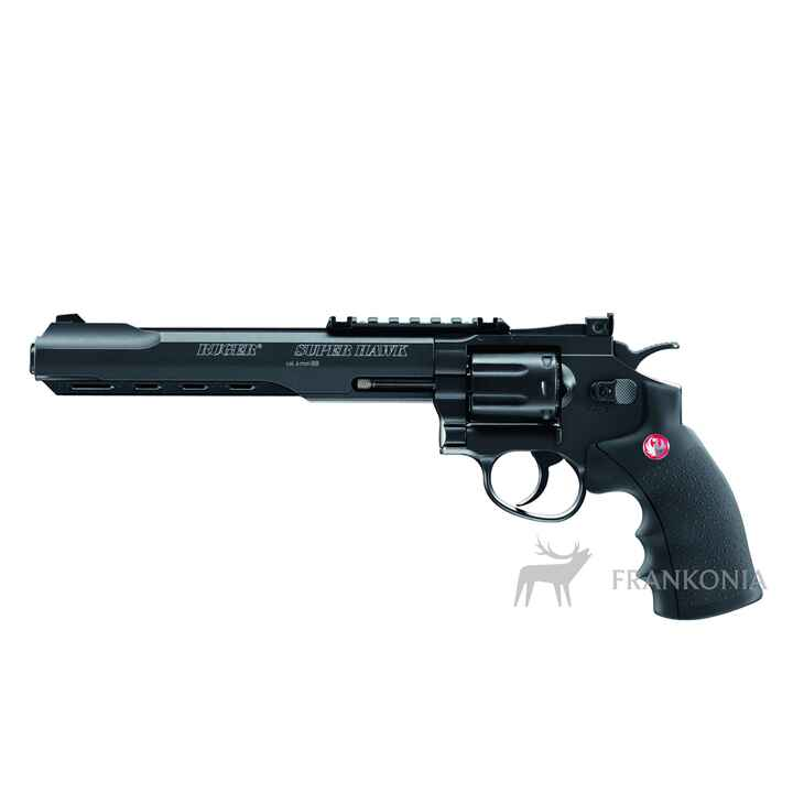 Revolver Airsoft - Super Hawk, Ruger