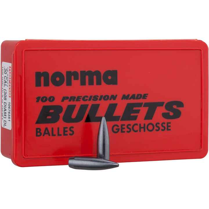 .308 (7,62mm) 168 grs. Diamond Line HPBT Match, Norma