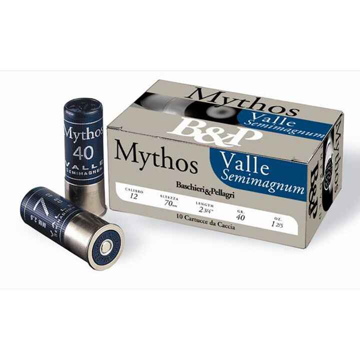 12/70, Mythos Semi Magnum (40gr-3,1mm), Baschieri & Pellagri