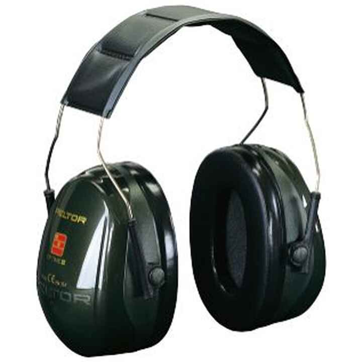 Casque anti-bruit Optime II, 3M Peltor