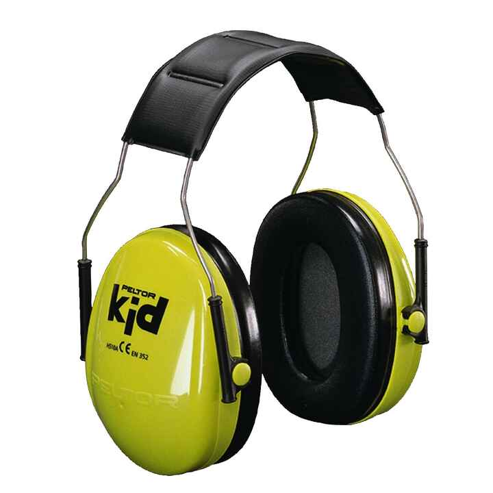 Casque anti-bruit Peltor Kid, 3M Peltor