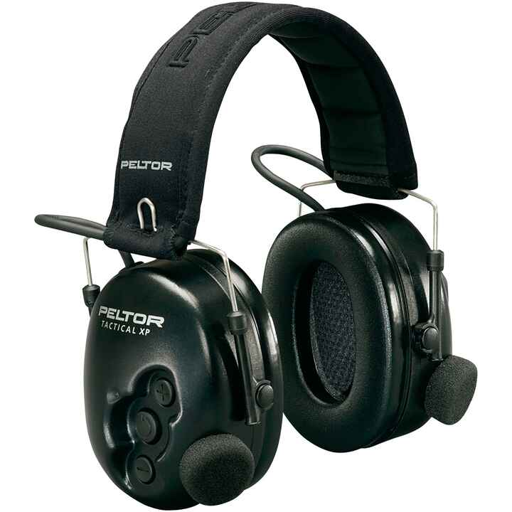 Casque anti-bruit électronique Tactical XP, 3M Peltor