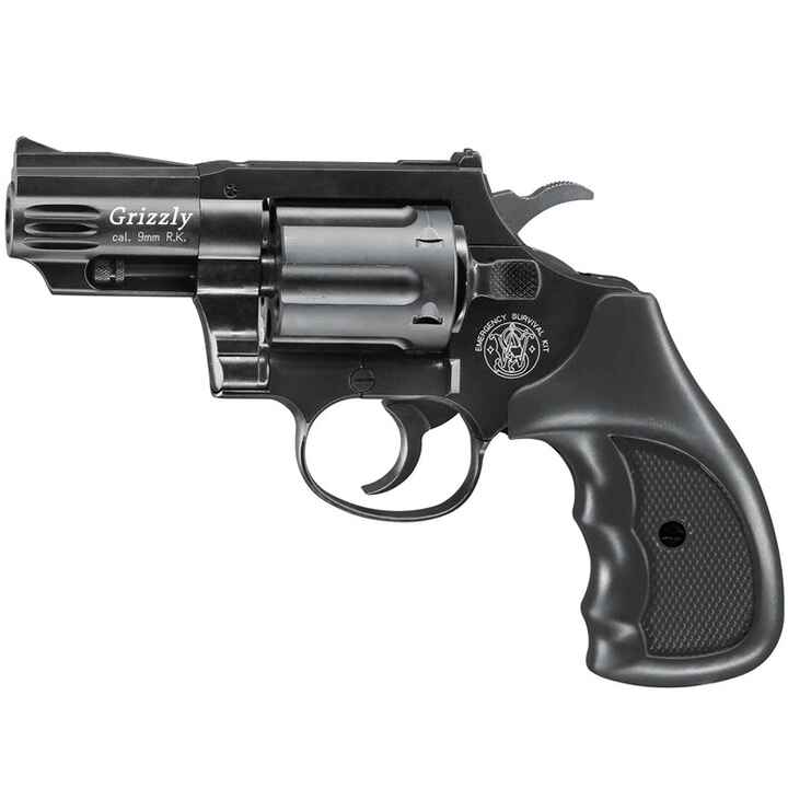 Revolver à blanc Grizzly, Smith & Wesson