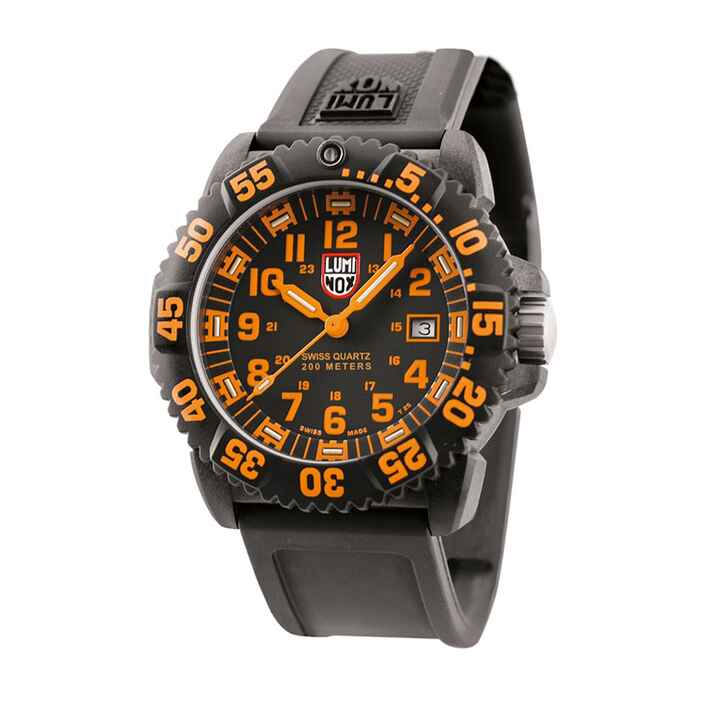 Montre Navy Seal Colormark Orange, Luminox