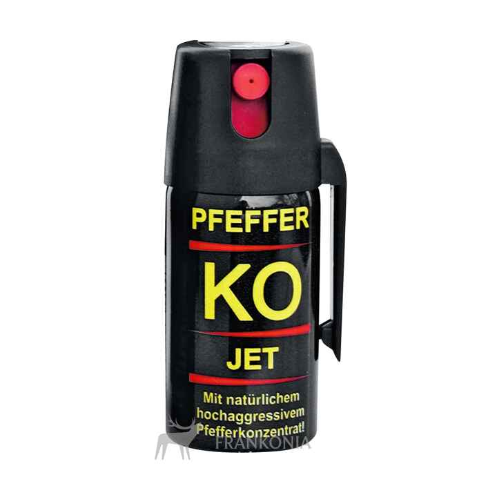 Spray de défense KO Jet, BALLISTOL
