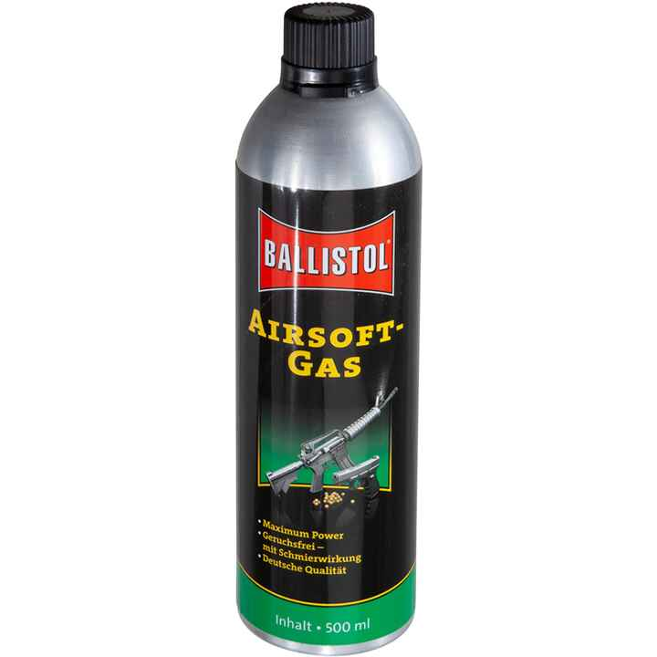 Gas airsoft 500ml, BALLISTOL