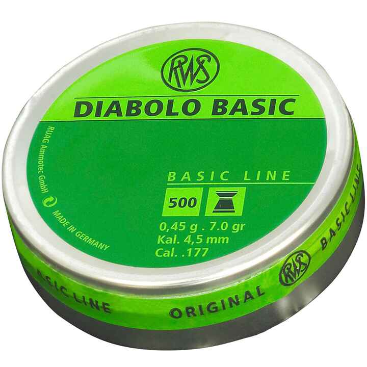 Diabolo Basic Line 4,5mm, RWS
