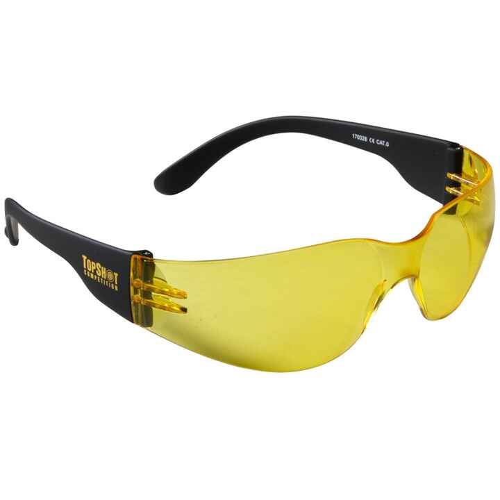Lunette de protection TopShot, jaune, TOPSHOT Competition