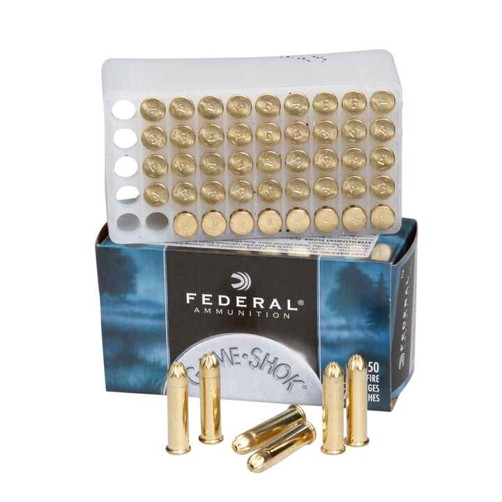 .22 lr. Lead Bird Shot 25grs., Federal Ammunition