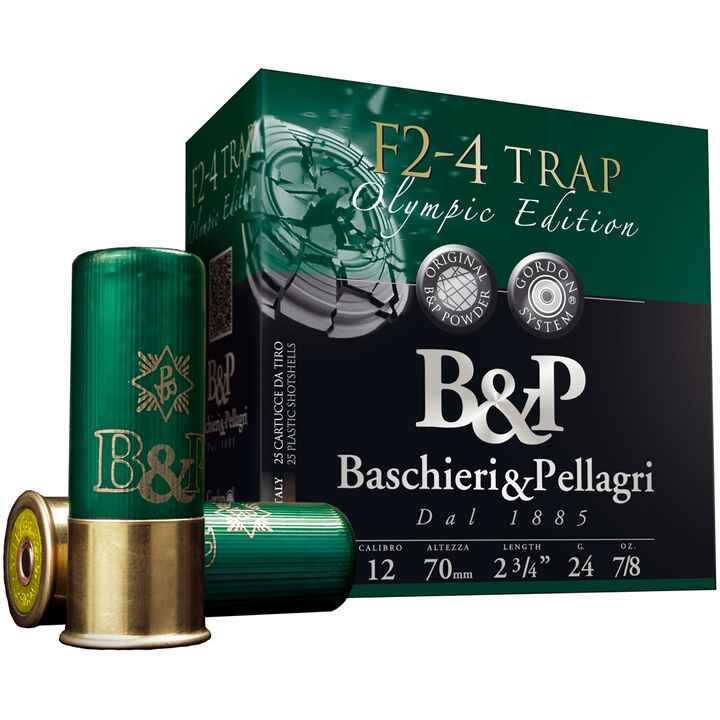 12/70, 4 F2 Skeet (24gr-2mm), Baschieri & Pellagri