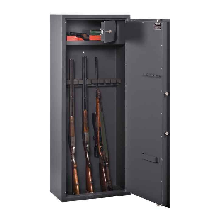 armoire forte pour armes coffres forts armes. Black Bedroom Furniture Sets. Home Design Ideas