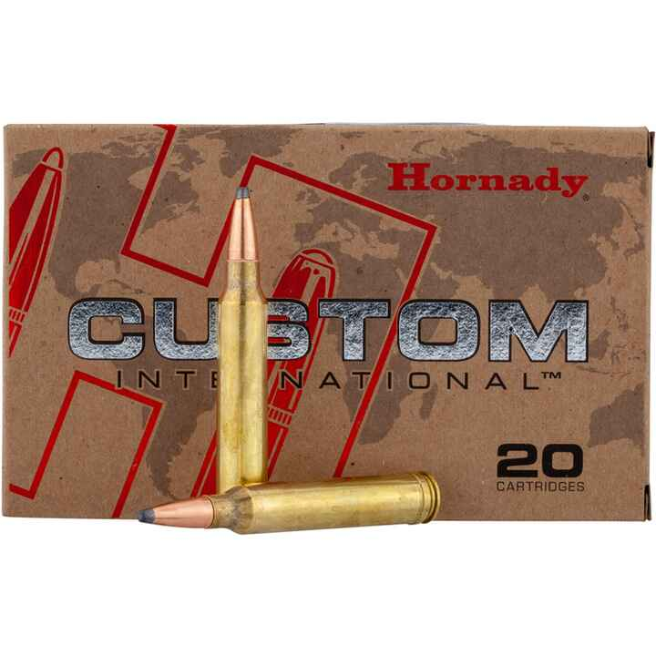 .300 Win. Mag., Soft Point IL (11,7gr), Hornady