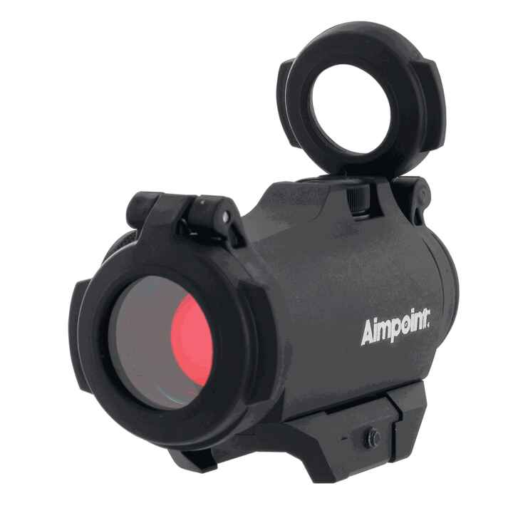 Viseur point rouge micro h2 2moa montage weaver, Aimpoint