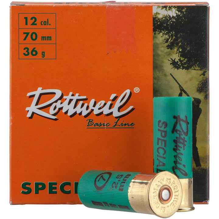 12/70 Special 36g 2,5 mm, Rottweil