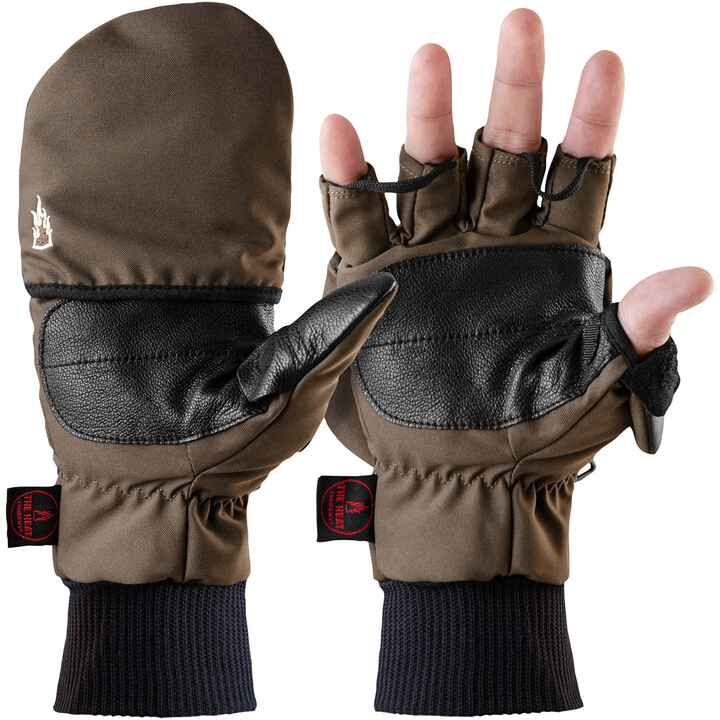 Gants 2 Nordic Softshell, The Heat Company