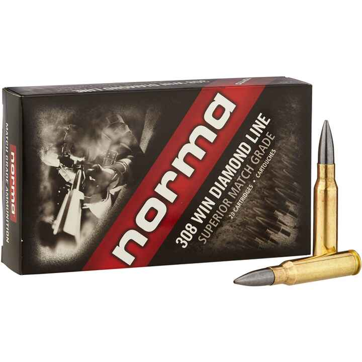 .308 Win. Diamond Line (10,89gr), Norma