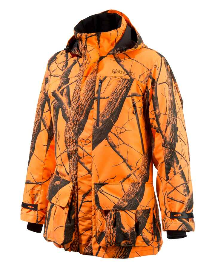 Veste camouflage orange Insulated Static, Beretta