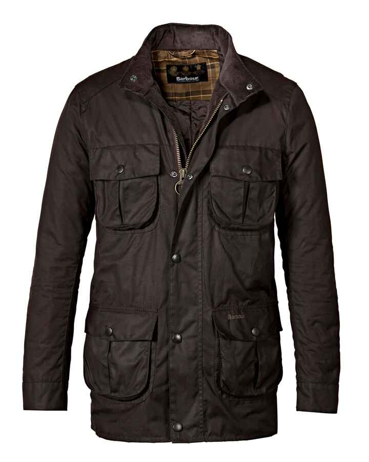 Veste huilée Corbridge, Barbour