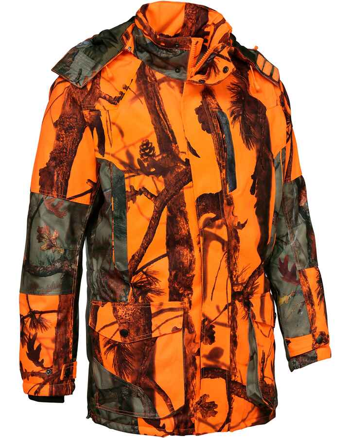 Veste Grand Nord Ghostcamo, Percussion