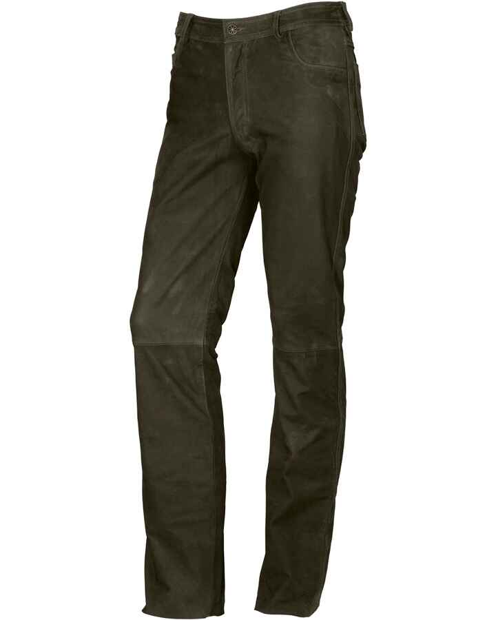 Pantalon de chasse en cuir de buffle, Parforce Traditional Hunting