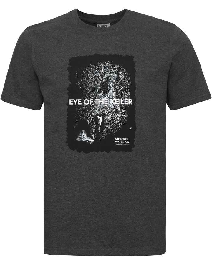 "T-shirt motif sanglier ""Eye of the Keiler"", Merkel Gear"