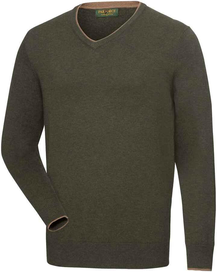 Pullover col en V, Parforce Traditional Hunting
