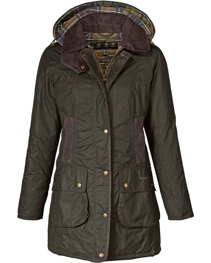 Veste huilée Bower, Barbour