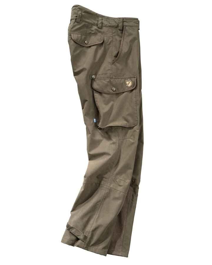 Fjallraven Lappland Hybride Pantalon Deep Forest Tir Chasse